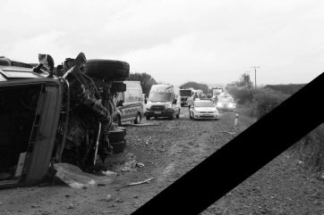 Szlovákiai buszbaleset: A 12 áldozat közül öten 18 év alattiak voltak - A cikkhez tartozó kép