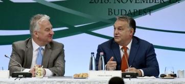 Orbán Viktor: Tisztán magyar pártok tudják hatékonyan képviselni a Kárpát-medencei magyarságot - A cikkhez tartozó kép