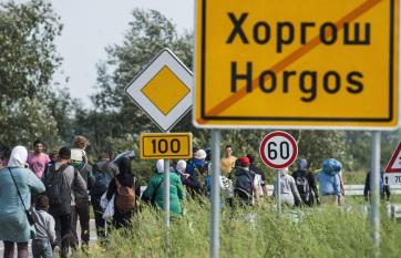 Kanjiža: Sve je više migranata u opštini - A cikkhez tartozó kép