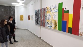 Senta: Omaž povodom dana vojvođanske mađarske likovne umetnosti - illusztráció