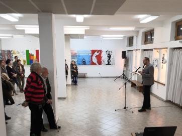 Senta: Omaž povodom dana vojvođanske mađarske likovne umetnosti - A cikkhez tartozó kép
