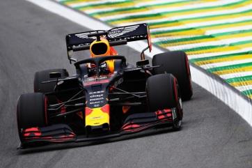 F1: Verstappen nyerte a brazil időmérőt - A cikkhez tartozó kép