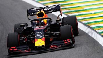 F1: Verstappen nyerte a brazil időmérőt - illusztráció