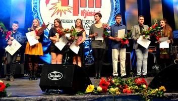 Kiváló énekhangok és tehetségek a Tini fesztiválon - illusztráció