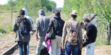 Illegális migránsokat fogtak el Bács-Kiskunban és Röszkénél - A cikkhez tartozó kép