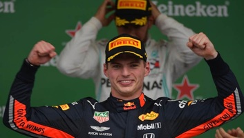 F1: Verstappen nyert Interlagosban - illusztráció