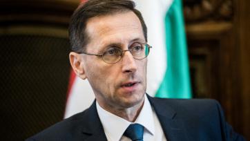 Varga Mihály: Magyarország fejlődik a leggyorsabban az unióban - A cikkhez tartozó kép