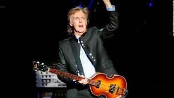 Paul McCartney jövőre fellép a Glastonbury fesztiválon - illusztráció