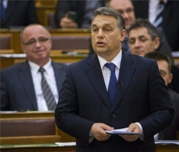 A miniszterelnököt kérdezték az Országgyűlésben - A cikkhez tartozó kép
