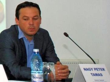 A bukaresti törvényszék felmentette a korrupciós vádak alól Nagy Péter Tamás volt agrárállamtitkárt - A cikkhez tartozó kép