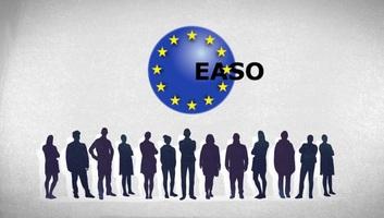 EASO: Több mint félmillió menedékkérelmet nyújtottak be idén az EU-ban - illusztráció