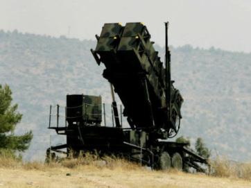 Izrael elfogott négy rakétát, amelyet Szíriából indítottak el felé - A cikkhez tartozó kép