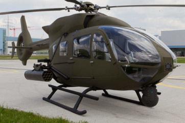 Már a szolnoki bázison vannak a honvédség első új helikopterei - A cikkhez tartozó kép