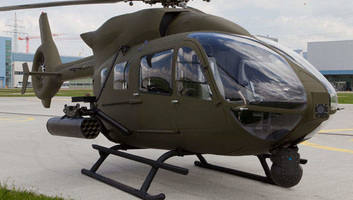 Már a szolnoki bázison vannak a honvédség első új helikopterei - illusztráció