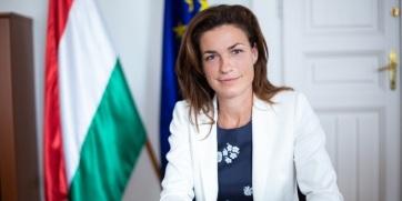 """Varga Judit: A jogállamiságot egyre gyakrabban használják """"politikai fegyverként"""" - A cikkhez tartozó kép"""