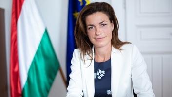"""Varga Judit: A jogállamiságot egyre gyakrabban használják """"politikai fegyverként"""" - illusztráció"""