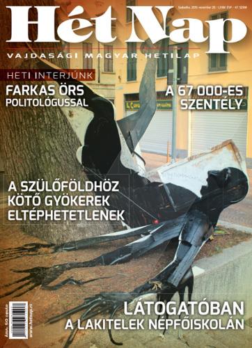 Hét Nap (november 20.): Balkániak a kispadra! - A cikkhez tartozó kép