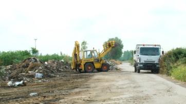 Pancsova: Illegális szemétlerakókat alakítanak át zöldövezetté - A cikkhez tartozó kép