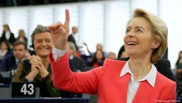 Megszavazta az Európai Parlament az új összetételű biztosi testület jóváhagyását - A cikkhez tartozó kép