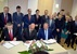 A három párt képviselői aláírták a memorandumot - miniatűr változat