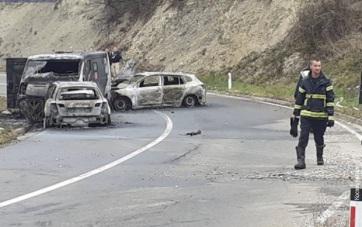 Fegyveres rablás Koszovóban - A cikkhez tartozó kép