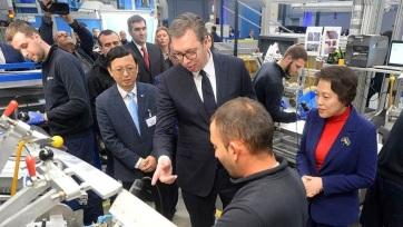 Vučić: Szerbia gazdasága négyszer gyorsabban fejlődik, mint az uniós országoké - A cikkhez tartozó kép