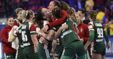 Női kézilabda-vb: Magyarország győzelemmel kezdett - A cikkhez tartozó kép