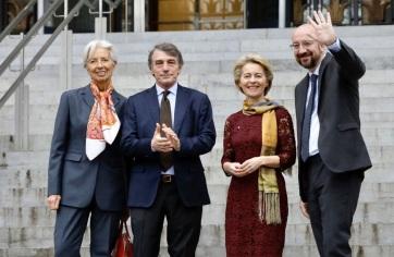Von der Leyen: Európa ígéret, Európa maga a jövő - A cikkhez tartozó kép