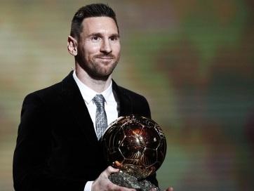 Labdarúgás: Lionel Messi hatodszor kapta meg az Aranylabdát - A cikkhez tartozó kép