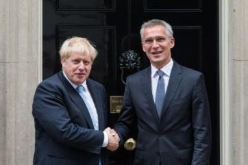 Évfordulós találkozót tartanak Londonban a NATO-országok vezetői - A cikkhez tartozó kép