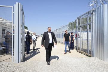 Mađarska: Uveliko povećan migracioni pritisak na južnoj granici - A cikkhez tartozó kép
