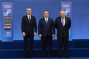 Orban: NATO je konačno izjavio kako je masovna migracija izazov po bezbednost - A cikkhez tartozó kép