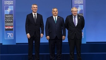 Orban: NATO je konačno izjavio kako je masovna migracija izazov po bezbednost - illusztráció