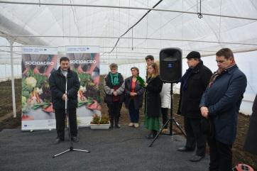 SocioAgro - završetak dvogodišnjeg projekta u Mileševu - A cikkhez tartozó kép