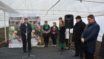 SocioAgro - završetak dvogodišnjeg projekta u Mileševu - illusztráció