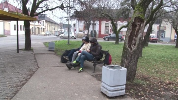 Egyre több migráns Magyarkanizsán és a környező településeken - A cikkhez tartozó kép