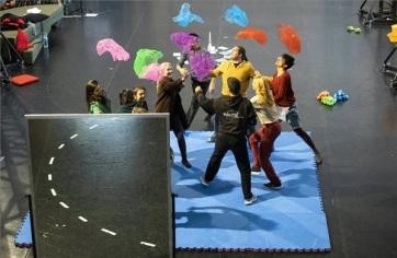 A Cirque du Soleil-jel közös képzési programot indított a Recirquel - A cikkhez tartozó kép