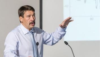 Áder János előadása a környezetvédelemről: Sorsdöntő évek előtt állunk - illusztráció