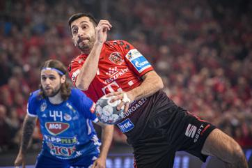 Kézilabda: Egy góllal győzte le a Veszprém a Szegedet - A cikkhez tartozó kép