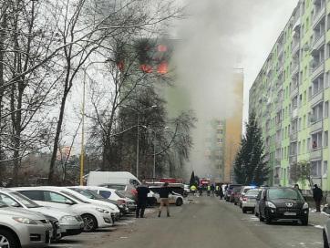 Hat személyt vettek őrizetbe az eperjesi robbanással kapcsolatban - A cikkhez tartozó kép