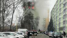 Hat személyt vettek őrizetbe az eperjesi robbanással kapcsolatban - illusztráció