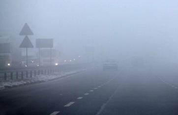 Napi fotó: Köd nehezíti ma a közlekedést a...