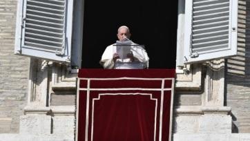 Ferenc pápa: A jócselekedetnek nincsen szüksége reklámra - A cikkhez tartozó kép