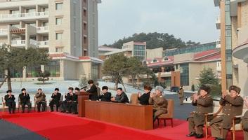 Jelentős rakétakísérletet hajtott végre Észak-Korea - illusztráció