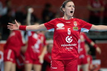 Női kézilabda-vb: A szerb válogatott legyőzte Dél-Koreát - A cikkhez tartozó kép