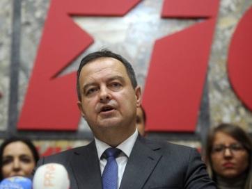 Dačić: Pristina viselkedése nem ad okot az optimizmusra - A cikkhez tartozó kép