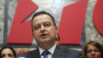 Dačić: Pristina viselkedése nem ad okot az optimizmusra - illusztráció