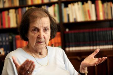 Meghalt Ormos Mária történész - A cikkhez tartozó kép
