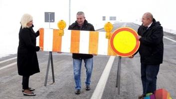 Néhány héten belül elkészül a szabadkai nyugati terelőút - illusztráció