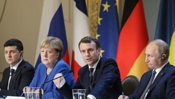 """A """"normandiai négyek"""" négy hónap múlva újabb csúcstalálkozót tartanak - illusztráció"""